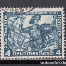 Sellos: ALEMANIA IMPERIO 1933 YVERT Nº 471. Lote 243870480