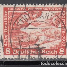 Sellos: ALEMANIA IMPERIO 1933 YVERT Nº 474. Lote 243871090