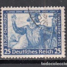 Sellos: ALEMANIA IMPERIO 1933 YVERT Nº 477. Lote 243871195