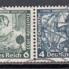 Sellos: ALEMANIA IMPERIO 1933 YVERT Nº 471A. Lote 243871585