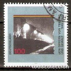 Sellos: ALEMANIA FEDERAL.1995. YT 1662. Lote 244491560