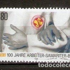 Sellos: ALEMANIA FEDERAL.1988. YT 1226. Lote 244492985