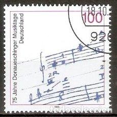 Sellos: ALEMANIA FEDERAL.1996. YT 1722. Lote 244493460