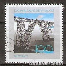 Sellos: ALEMANIA FEDERAL.1997. YT 1759. Lote 244493665