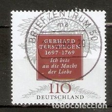 Sellos: ALEMANIA FEDERAL.1997. YT 1793. Lote 244493805