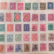Sellos: LOTE 45 SELLOS ANTIGUOS DE ALEMANIA..... Lote 244662110