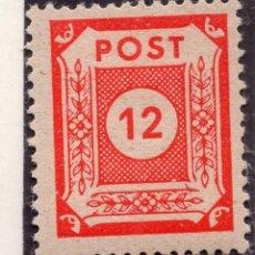 Sellos: ALEMANIA OCUPACIO SOVIETICA 1945, MICHEL 60A. Lote 244909065