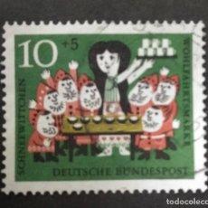 Sellos: ALEMANIA 1962. YT:DE 258,. Lote 244950575