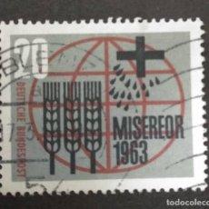 Sellos: ALEMANIA 1963. YT:DE 263,. Lote 244950775