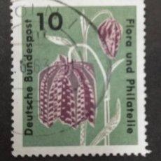 Sellos: ALEMANIA 1963. YT:DE 264,. Lote 244950900