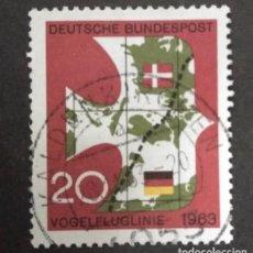 Sellos: ALEMANIA 1963. YT:DE 271. Lote 244951405