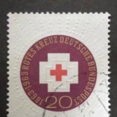 Sellos: ALEMANIA 1963. YT:DE 272,. Lote 244951485