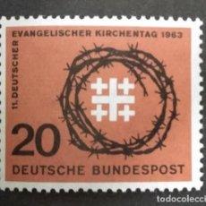 Sellos: ALEMANIA 1963. YT:DE 277,. Lote 244951675
