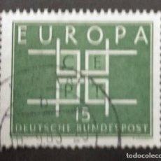 Sellos: ALEMANIA 1963. YT:DE 278,. Lote 244951740