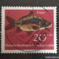 Sellos: ALEMANIA 1964. YT:DE 286,. Lote 244952435