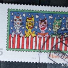 Selos: SELLO ALEMANIA FEDERAL AÑO 2008. Lote 245189140