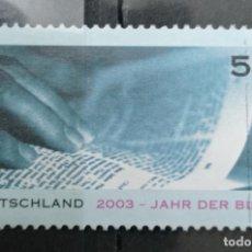 Selos: SELLO ALEMANIA FEDERAL AÑO 2003. Lote 245189295
