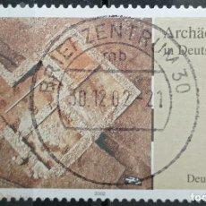 Sellos: SELLO ALEMANIA FEDERAL AÑO 2002 -. Lote 245289785