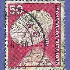Sellos: ALEMANIA. 1975. ANTENA DE RADAR. Lote 246034370