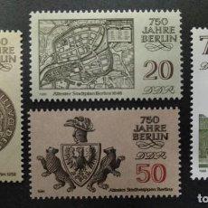 Sellos: ALEMANIA DDR 1986. ***MNH. 750 YEARS BERLIN. Lote 247440810