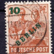 Sellos: BERLIN 1949 , MICHEL , 65. Lote 289899058