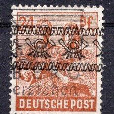 Sellos: ALEMANIA OCUPACION BIZONA, 1948 , STAMP, MICHEL 441,. Lote 289885363