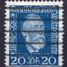 Sellos: ALEMANIA IMPERIO , 1924 , MICHEL 369. Lote 289897243