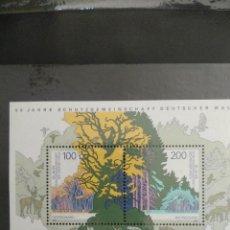 Sellos: ALEMANIA FEDERAL HB Nº 38 DE MICHEL NUEVA. Lote 250323125
