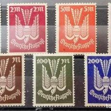 Sellos: 1922-23 .ALEMANIA.AEREOS. **,MNH ( 21-323). Lote 252811800