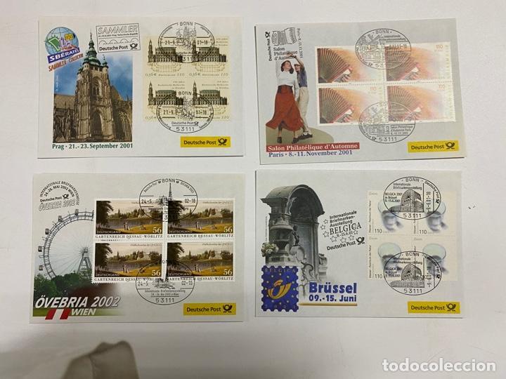 Sellos: LOTE DE 133 SOBRES PRIMER DIA DE ALEMANIA. VER FOTOS - Foto 34 - 252914675