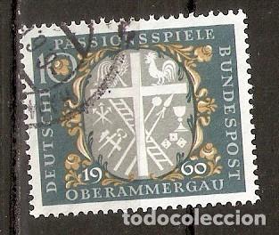 ALEMANIA FEDERAL. 1960 YT 202 (Sellos - Extranjero - Europa - Alemania)