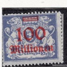 Timbres: DANZIG, CIUDAD LIBRE , 1923, MICHEL 174 , MNH. Lote 254751020