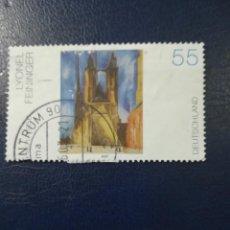 Sellos: REPUBLICA FEDERAL ALEMANA AÑO 2002 YT 2122. Lote 255530960