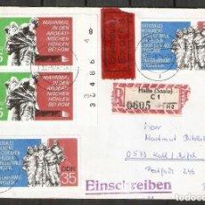 Sellos: ALEMANIA DDR.1974. MI 1981,1982,1955,1894. Lote 255531670