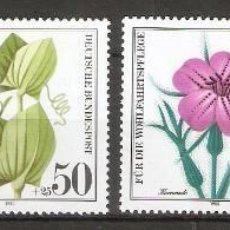 Sellos: ALEMANIA FEDERAL. 1980. YV. Nº 905/8. Lote 257470680