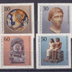Sellos: FC2-190- ALEMANIA . YT 669/ 72 . NUEVOS. SIN GOMA. Lote 262668510