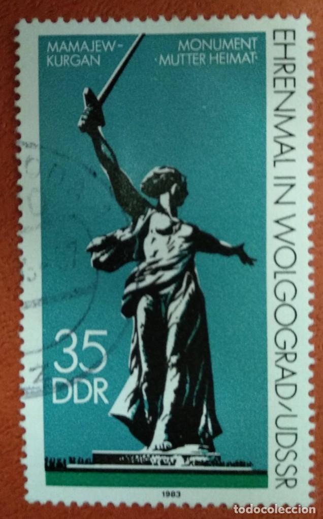 ALEMANIA DDR 1983. MI:DD 2830, (Sellos - Extranjero - Europa - Alemania)