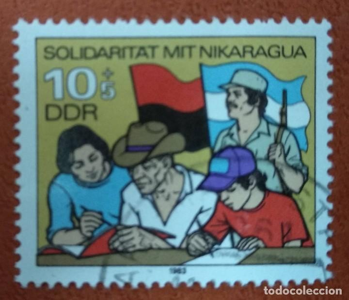 ALEMANIA DDR 1983. MI:DD 2834, (Sellos - Extranjero - Europa - Alemania)