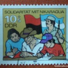 Sellos: ALEMANIA DDR 1983. MI:DD 2834,. Lote 262815430