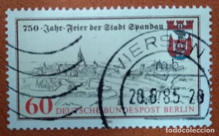 ALEMANIA BERLIN 1982. MI:DE-BE 659, (Sellos - Extranjero - Europa - Alemania)