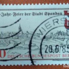Sellos: ALEMANIA BERLIN 1982. MI:DE-BE 659,. Lote 262818270