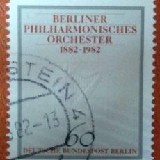 Sellos: ALEMANIA BERLIN 1982. MI:DE-BE 666,. Lote 262819515