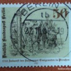 Sellos: ALEMANIA BERLIN 1982. MI:DE-BE 667,. Lote 262820535