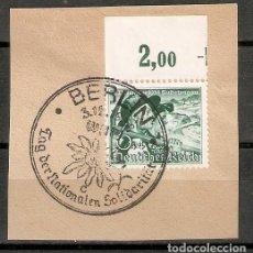 Sellos: ALEMANIA IMPERIO. 1938. YT 625. Lote 262911425