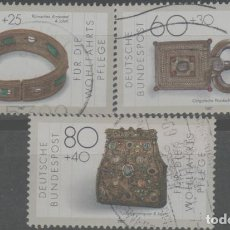 Timbres: LOTE (2) SELLOS ALEMANIA. Lote 264033085