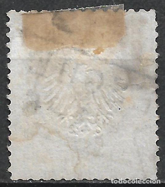 Sellos: ALEMANIA 1872 MICHEL 6 USADO 120 € - 2/18 - Foto 2 - 264451999