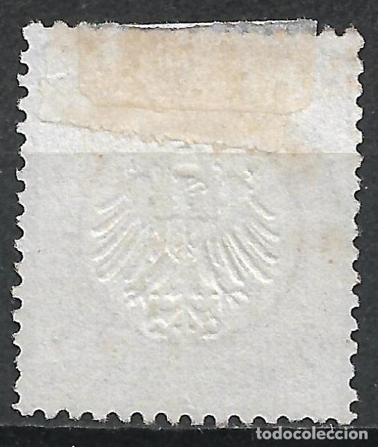 Sellos: ALEMANIA 1872 MICHEL 15 USADO - 18/26 - Foto 2 - 264456209