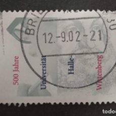 Timbres: SELLOS ALEMANIA, FEDERAL /2002/ MI:DE 2254,. Lote 268163269