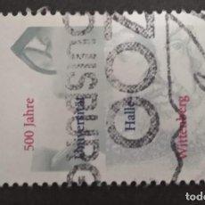 Timbres: SELLOS ALEMANIA, FEDERAL /2002/ MI:DE 2254,. Lote 268163604