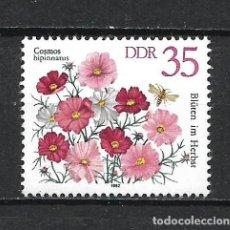 Sellos: ALEMANIA DDR 1982 ** MNH - 2/43. Lote 268910314